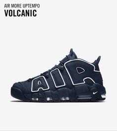 b6ea1e1dd2f2 Der Nike Air More Uptempo – Obsidian ist heute gedropped und die.