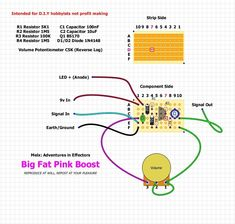Guitar Pedal Schematics on