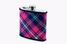 Fabric covered flask