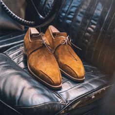 The Arca in snuff suede.  #Mensfashion #fashionformen… #moda #fashion #leather #cuero #bolsos #bags #shoes #zapatos #marroquineria #leathergoods #estilo #style #lifestyle