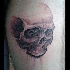 Melhor maneira de comemorar 1 ano da primeira tattoo é mandando outra.