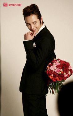 Jang Keun Suk so PERFECT <3