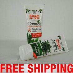 BiG Cannabis hand Cream balm improve skin BiO vegan organic hemp totally - Chronic Goods - A Chronic Internet INC Company Bio Vegan, Anti Aging, Acne Scar Removal, Hand Cream, Acne Scars, Cannabis, Creme, The Balm, Herbalism