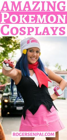 In this post, I'm going to be talking about 25 Pokemon cosplay ideas! There is at least one Pokemon character from every generation in this list. So if you're not a Genwunner – or you want to cosplay the latest characters – or you rather do an obscure cosplay from an older Pokemon game, this list can help you with all that!  #cosplay #cosplayideas #pokemoncosplay