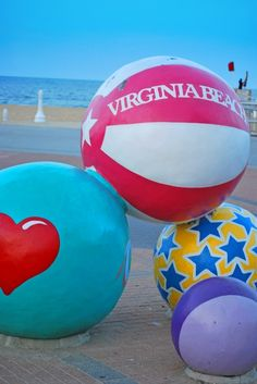 Virginia Beach - Going back this summer. :-) I am one spoiled girl that my husband & kids love this place too.