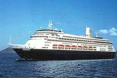 Holland America's MS Volendam