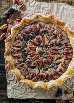 Don't Make Your Pecan Pie Without Seeing This Amazing Twist  - Delish.com