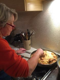 My way through cooking: Chicken meatballs by Maree. The divorce