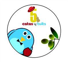 Ésta es la chapa que recibieron los asistentes a la V Edición de #Catasytuits