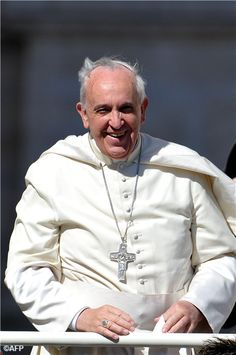 http://on.fb.me/1k5Cn3R   #PopeFrancis   Pope Francis - General Audience (May 14, 2014)