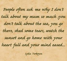 Quotes for my mum ❤️