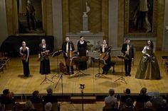 """Die """"Camerata Bachiensis"""" hat am Donnerstag den vierten und letzten Abend der aktuellen """"Göttinger Reihe Historischer Musik"""" bestritten: Das Ensemble mit der..."""
