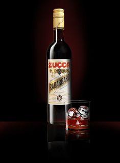 Zucca Rabarbaro — The Dieline - Branding & Packaging Design