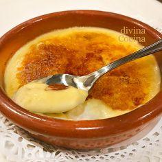 Aquí tienes varias recetas para hacer crema catalana, un clásico de nuestro recetario: la versión tradicional, en Thermomix y en microondas.