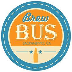 Sacramento Brewery Bus - BEER!