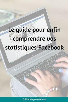 Si vous avez une page Facebook peut-être vous êtes-vous déjà penché sur les statistiques Facebook. Non ? Dans ce cas, je vous invite à lire ce qui suit car certaines informations peuvent vous intéresser :-) 1. Vue d'ensemble Permet d'accéder aux
