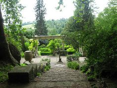 Iford Manor: 7a  Above the Central Great Terrace | by serialplantfetishist