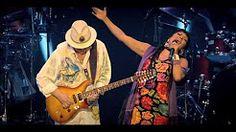 "(2) Santana's ""Una Noche en Napoles"" ft. Lilla Downs, Soledad and Niña. - YouTube"