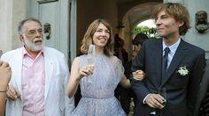 O vestido de noiva de Sofia Coppola - Clique na imagem para ver o post completo / Click on the picture to check out the whole post