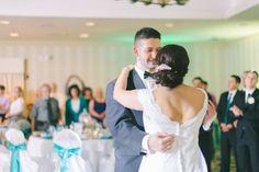Maryland Wedding Reception First Dance