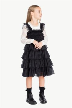 TWINSET :: Clothing ages 6-16 :: Frilled dress :: GA7LBG