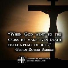 ~Bishop Robert Barron