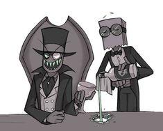 Villainous book of pictures - Evil 121 Cartoon Fan, Cartoon Games, Cartoon Characters, Cartoon Network, Dr Flug, Hat Organization, Villainous Cartoon, Beautiful Series, Fanart