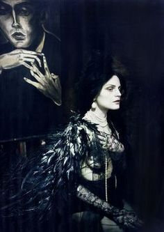 Guinevere Van Seenus by Paolo Roversi for Vogue Italia March 2014 Haute Coture Supplement 2