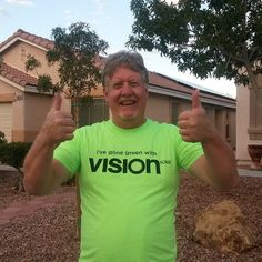 It feels to go green and save money. Another happy customer joining our community of homeowners visionsolar #gogreen #gosolar #greenliving