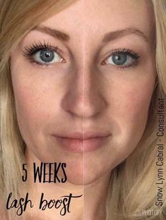 Christmas is 4 weeks away!!! Notice anything different in this pic?  Lash Boost. I'll hook ya up for the holidays and 2017!!!