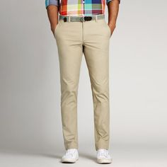 Slim Khaki Summer Weight Chinos by Bonobos
