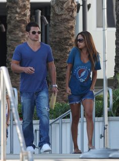 Nick Lachey/Vanessa Minnillo (Casual) Out for drinks/Miami in Other Pics Forum