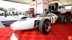#Honda #FestivalOfSpeed #RA272 Cette RA272 a été la première voiture japonaise à gagner un Grand Prix de Formule 1. Cette voiture portait consciencieusement le n°272 ... https://www.facebook.com/pages/Okutan102/673315739461466?sk=timeline