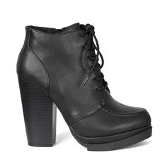 725a1134170a 40 Best black heeled boots outfits images
