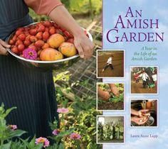 An Amish Garden: A Year in the Life of an Amish Garden / Laura Anne Lapp absolutely beautiful photography...the most wonderful gardening book I have read yet! (Doesn't hurt that she's fine on Lancaster:)