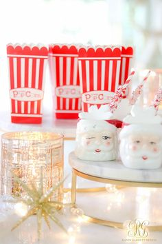 Simple Countdown to Christmas Party Ideas