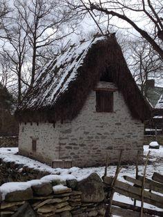 Skansen outbuilding