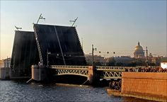 St.-Petersburg, Dvortsovy bridge Marina Bay Sands, Opera House, Travelling, Bridge, Building, Buildings, Legs, Opera, Bro