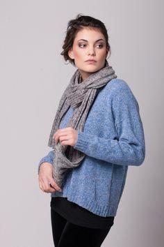 Pullover & Pullunder - Pullover Kashmir-Merino - ein Designerstück von anyonion bei DaWanda