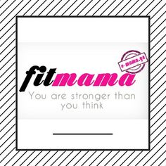 Fitmama - You are stronger than you think Stronger Than You Think, You Are Strong, Recipies, Nail Designs, Beauty, Recipes, Nail Desighns, Rezepte, Cosmetology