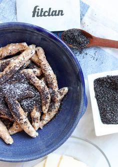 Sýte a chutné tvarohové šúľance plné bielkovín (Recept) – Fitclan Sweet Recipes, Sweet Tooth, Healthy Eating, Tasty, Lunch, Meals, Dinner, Fit, Healthy Diet Foods