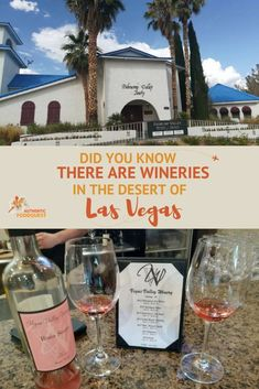 Yet, in the desertic region of Las Vegas, three Nevada wineries are defying the odds. With the pioneer spirit that characterizes the people from the Wild West, they've established ground in the barren Southern Nevada desert. #lasvegas #lasvegaswineries #winerytour #wineinlasvegas #wineinusa | authenticfoodquest.com via @afoodquest