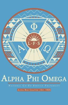 APO - Alpha Rho Chapter