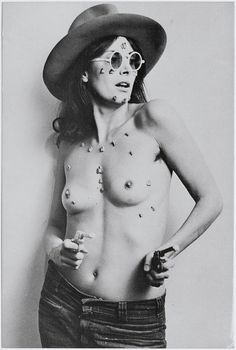 8 Radical, Feminist Artists From The 1970s Who Shattered The Male Gaze | HuffPost