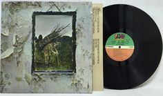 Led Zeppelin - IV (4 Four Zoso) - #Vinyl Record LP Atlantic SD 19129 Gatefold #Zeppelin4