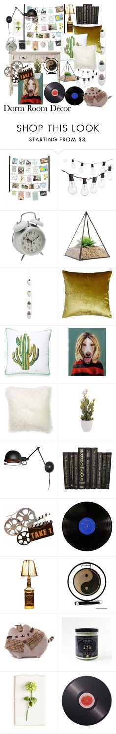 """""""Untitled #45"""" by accceber ❤ liked on Polyvore featuring interior, interiors, interior design, home, home decor, interior decorating, Umbra, Crate and Barrel, Acctim and Eastern Accents"""