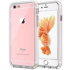 63d21d94f7c JETech Funda para iPhone 6s/6, Carcasa Bumper, Shock-Absorción, Anti