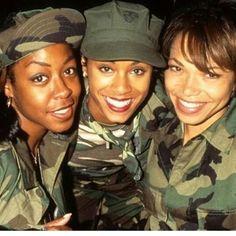 Tichina Arnold, Jada Pickett Smith, and Tisha Campbell (1995).