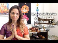 Usa tu fuerza de voluntad | Andrea de la Mora
