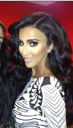 Lilly Ghalichi <3 newly obsessed with her! gorgeous.